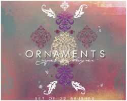 Ornaments by agnesvanharper