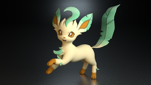 #470. Leafeon