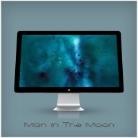 Man In The Moon by Pulicoti
