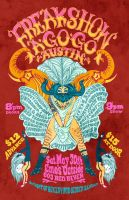 FAGG Austin Poster by friendbeast