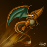 Charizard by SonARTic