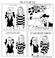 66. The 27 Club III by comicalclare