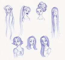 Epic Hair by kuabci