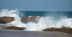 Yala Beach 3 Sri Lanka by jennystokes