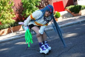Air gear : Ume noyamano03 by saethewitch