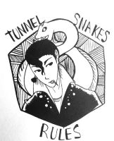 Tunnels Snakes rule by Mikkynga