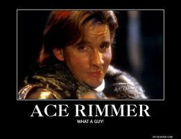 Ace Rimmer by jasminlucie
