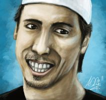 Marc Andre Fleury by Torvald2000