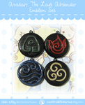[New!] ATLA Emblem Set by ShinyCation