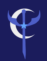 New Lunar Republic Flag V.2 by mexirocker