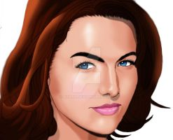camilla belle DC 3 by rzart
