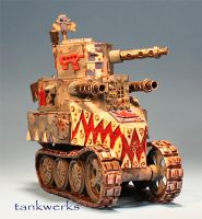 grot tank by billking