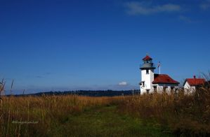 Western lighthouse wallpaper by kayaksailor