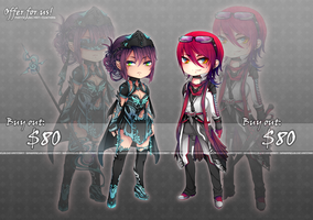 Adopts ::: Set 3 [Closed] by Saibraeus