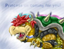 King koopa by koborquez