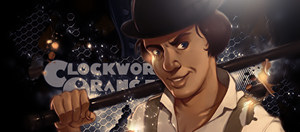 clockwork orange by odin-gfx