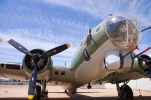 Old Prop Plane 2 by chriswhiston