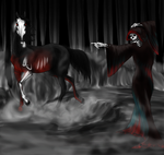 She Dances With Death by angry-horse-for-life