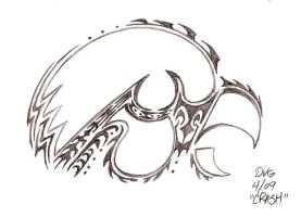 iowa hawkeye football coloring pages - photo#21
