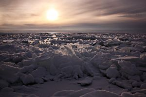 the ice fields by ariseandrejoice