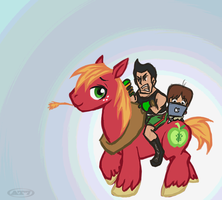 Macs to the Max by aftertaster7