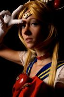 Super Sailor Moon by P0kyu