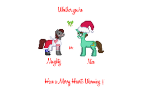 Merry Heart's Warming from Geek And Alice by StrandedGeek