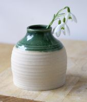 Little bottle bud vase by scarlet1800