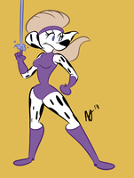 Ms. Saturn New Design by Slicky-Grease