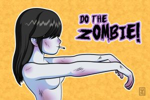 Do The Zombie! by Duw