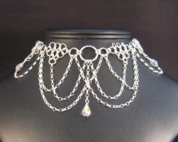 Delilah Choker by LadyMoonglow