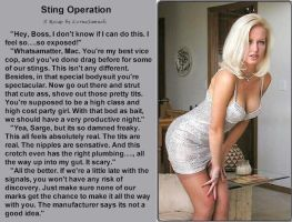 Sting Operation by lornasams