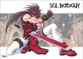 Sol Badguy - 1 by orbg