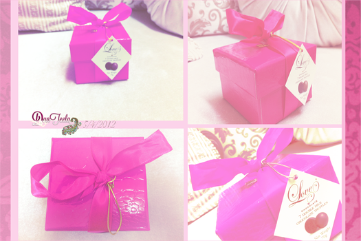 cute gift from sister by Shamwaah