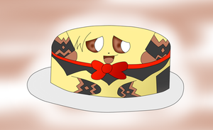 The best cake ever? by Pikacshu