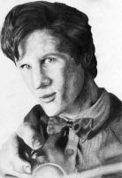 The Eleventh Doctor by N00dleIncident