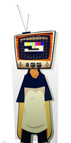 Television 2.0 by TheRetroArtist