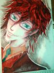 Young Grell by EdinaNemes