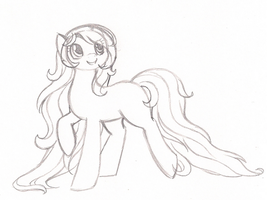 Pony OC ~  Unnamed by Crystal-Comb