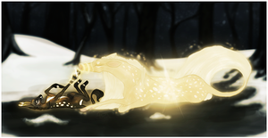 A Midwinter Night's Dream: Art by strideroo