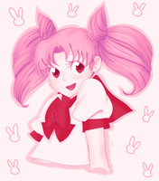 Chibiusa by gateux