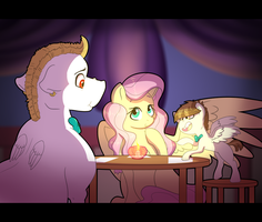 Date for three by MaruKouhai