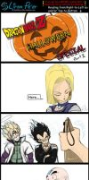 DBZ Halloween Special - Part 2 by LPDisney