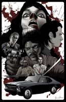 Pulp Fiction by RyanGiovinco