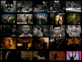 Collage Coldplay by isatere