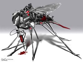 mosquito by 321321874