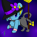 lexie Halloween 2011 by oOLexieTheShinxOo