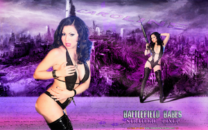 BW251:BATTLEFIELD BABES:STRATEGIC PINUP by CSuk-1T