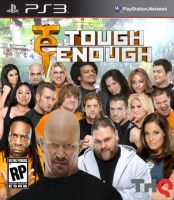 WWE Tough Enough by deviantfafnir