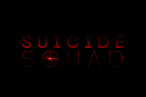 SUICIDE SQUAD - LOGO by MrSteiners